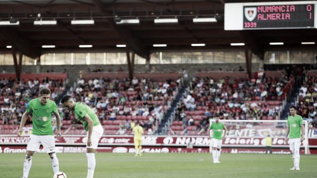 Previa UD Almería - CF Reus: a seguir con la racha positiva