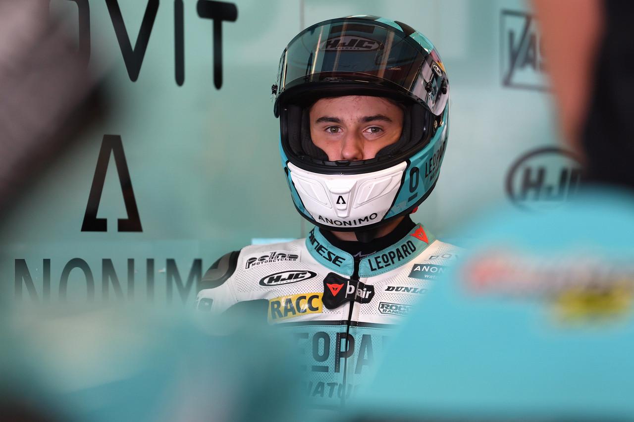 Xavier Artigas, nuevo piloto mundialista en el Leopard Team
