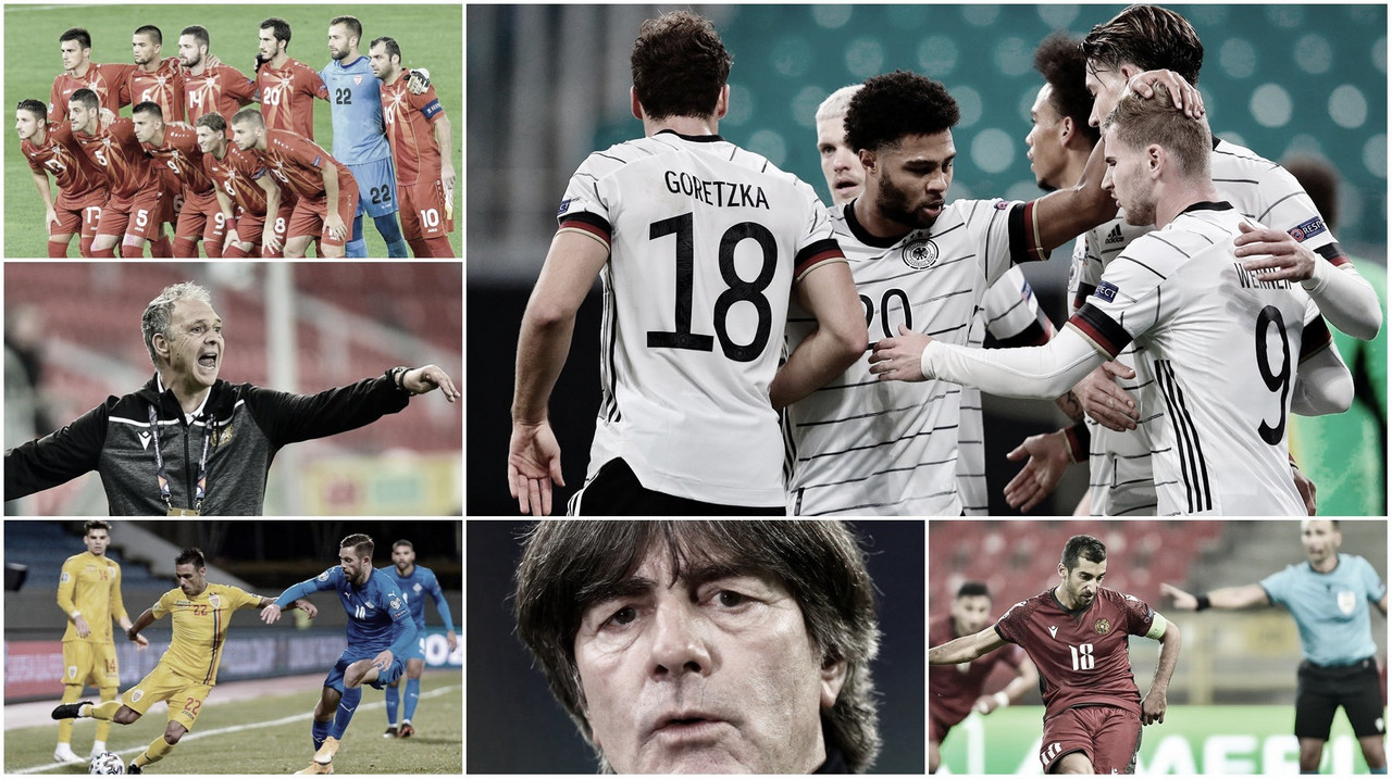Grupo asequible para Alemania rumbo a Catar 2022
