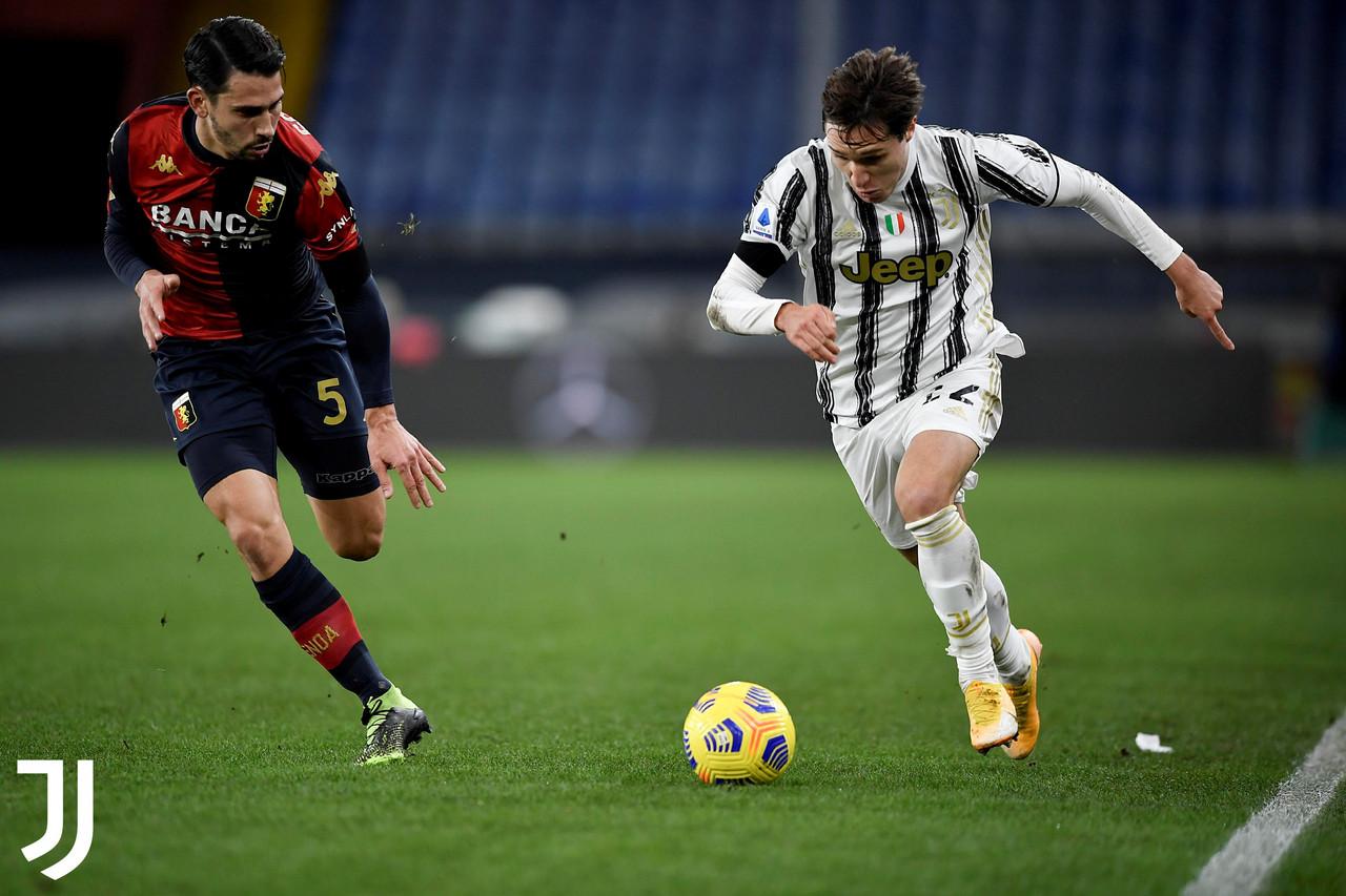 Juventus salvata da Ronaldo. Genoa travolto 3-1 a Marassi