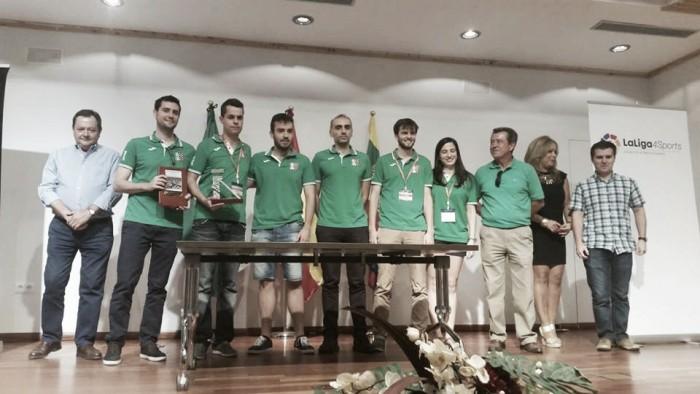 El Beniajan se convierte en el campeón del Campeonato Regional por Equipos 2016 en Murcia