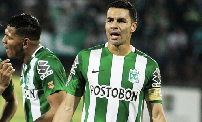 """Francisco Nájera: """"estoy tratando de disfrutar cada partido"""""""