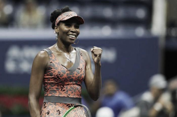 US Open: Venus Williams battles past Carla Suarez Navarro