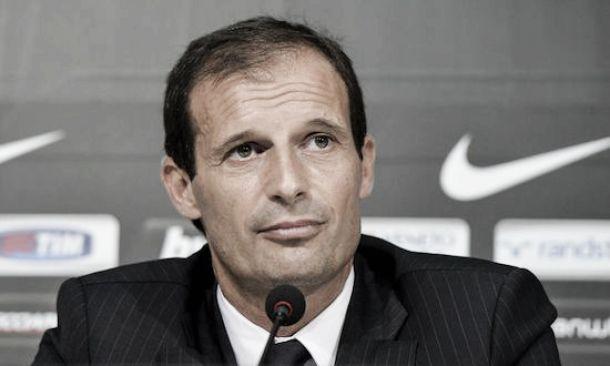 """Coppa Italia, Allegri: """"Vincere non sarà facile, sarà diversa rispetto alle gare di Serie A"""""""