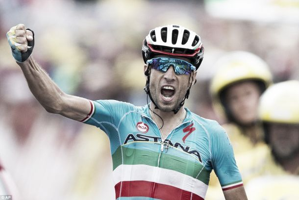 Tour de France: Nibali regains form to win stage 19, as Froome finally cracks