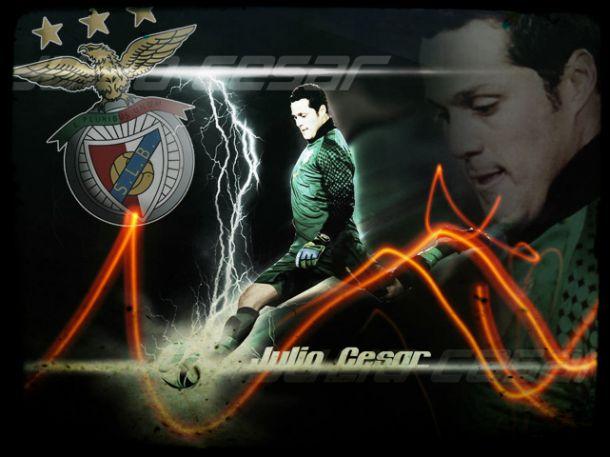 Benfica a horas de fechar a contratação de Júlio César