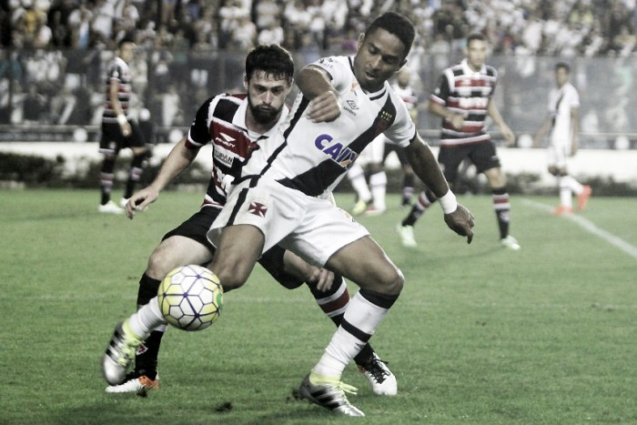 Vasco e Santa Cruz empatam em São Januário e definição fica aberta para o Arruda