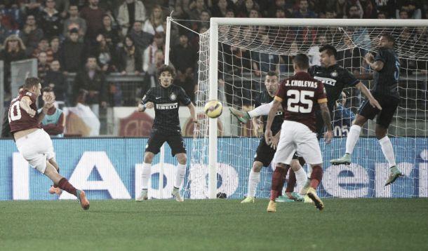 Diretta Inter - Roma, risultato live partita di Serie A (1-0)