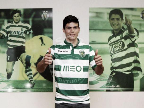 Jonathan Silva é o mais recente reforço do Sporting