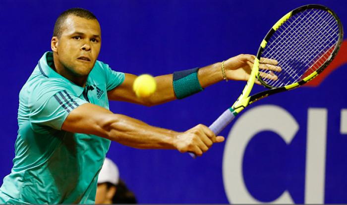 ATP Buenos Aires: John Isner Falls, Jo-Wilfried Tsonga Cruises in Openers