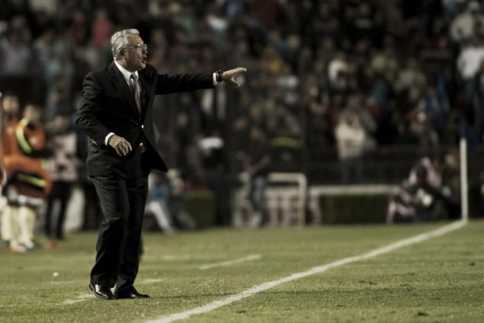 """Vucetich: """"Buscaremos ganar los tres partidos restantes"""""""
