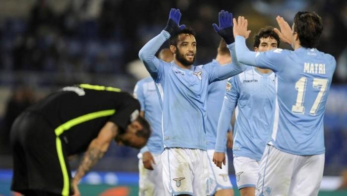 """Lazio, i cinque calci alla crisi fanno sorridere Pioli. Delneri rammaricato: """"Dato il massimo"""""""