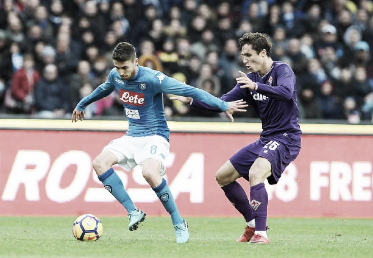 Serie A: tudo o que você precisa saber sobre Fiorentina x Napoli, pela 35ª rodada