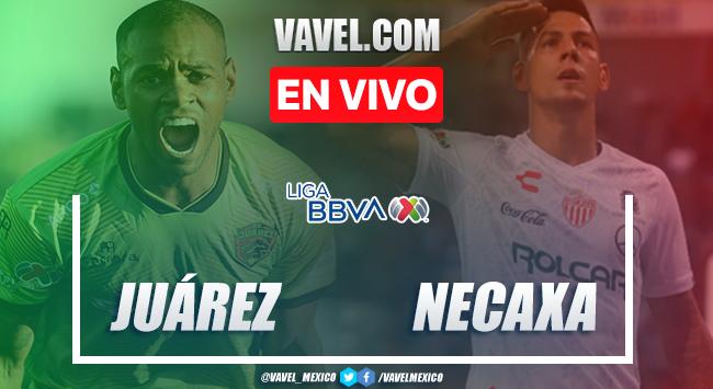 Resumen y goles: FC Juárez 2-1 Necaxa en Liga MX 2020