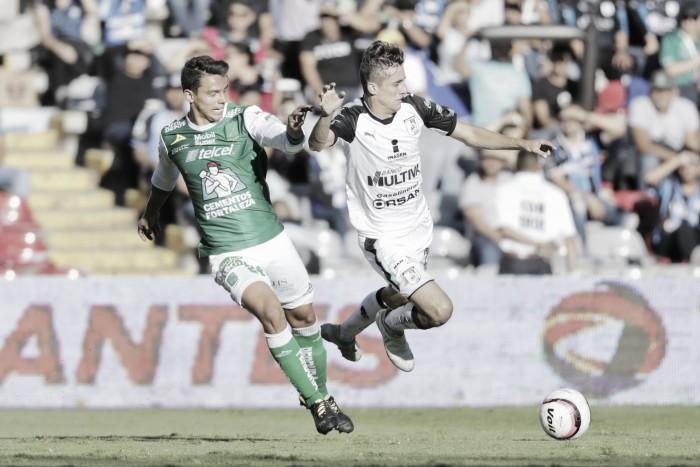 """León rugió en el debut del """"Chavo Díaz"""