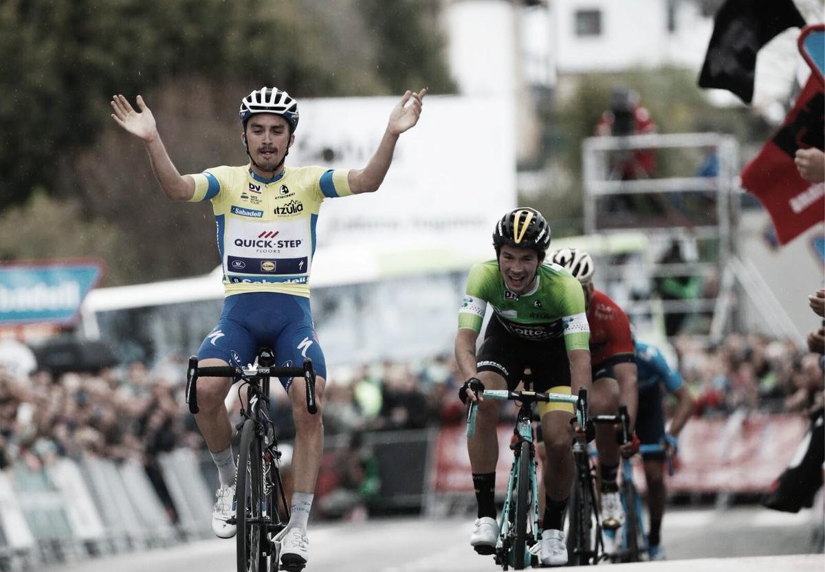 Giro dei Paesi Baschi, bis di Alaphilippe a Bermeo