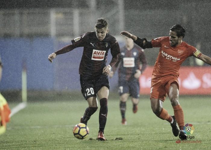 SD Eibar - Málaga CF: puntuaciones del Eibar, jornada 20 de LaLiga