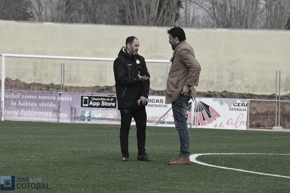 """Jabi Luaces: """"Es un partido de campanillas, rival histórico y en nuestro campo"""""""