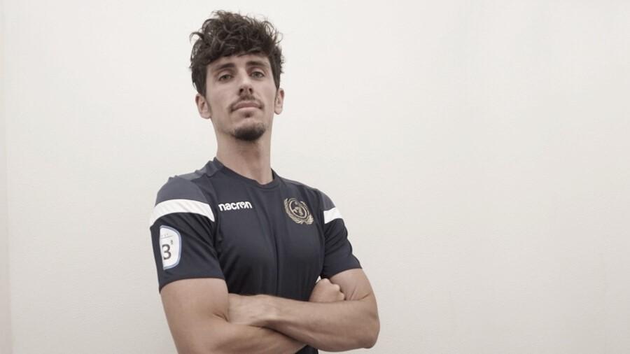 Javier Poves, presidente del nuevo club terraplanista