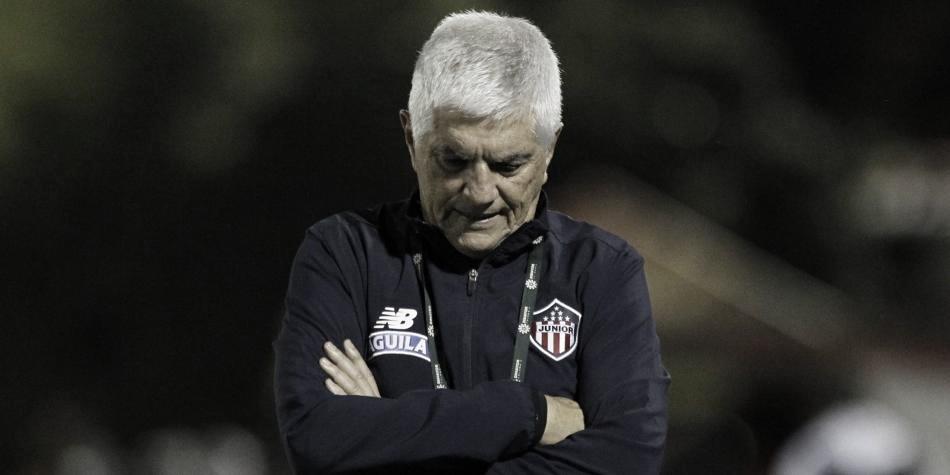 """Julio Comesaña: """"El Medellín es un rival interesante, vamos a hacer un buen partido allá"""""""