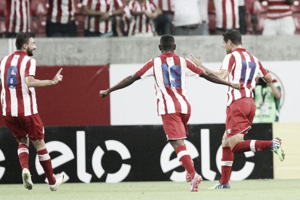 Náutico confirma favoritismo e elimina Jacupiense na Copa do Brasil