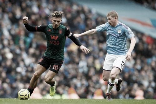 Resumen del Aston Villa 1-2 Manchester City en la final de la Carabao Cup 2020