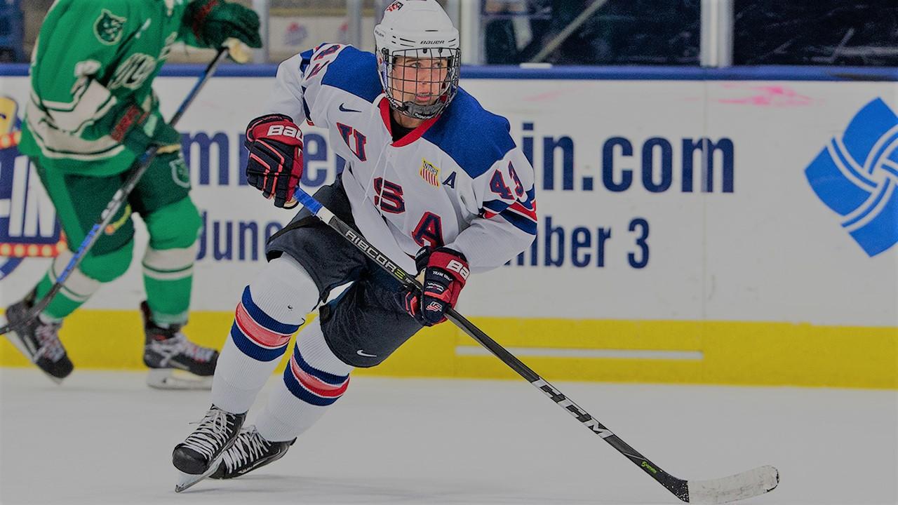 Five NHL teams that should tank for Jack Hughes