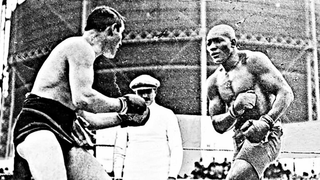 Un día como hoy pero de 1908: Johnson ganó el título peso pesado
