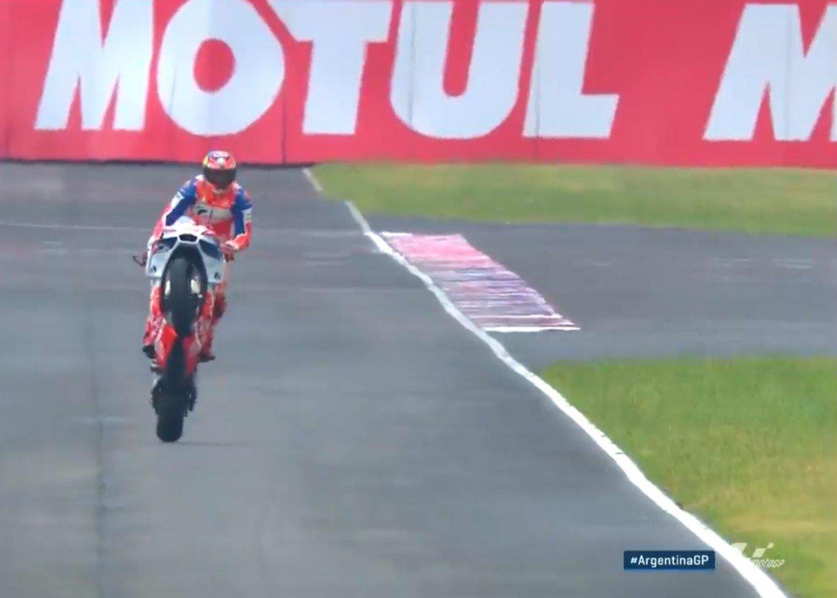 MotoGP, Gp d'Argentina - Sorpresa Miller! JackAss conquista una pole folle