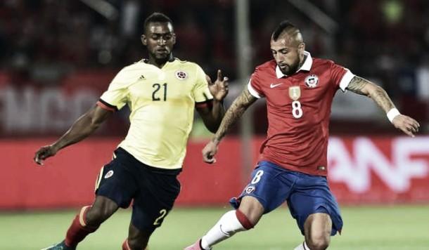Jackson Martínez, baja confirmada frente a Argentina
