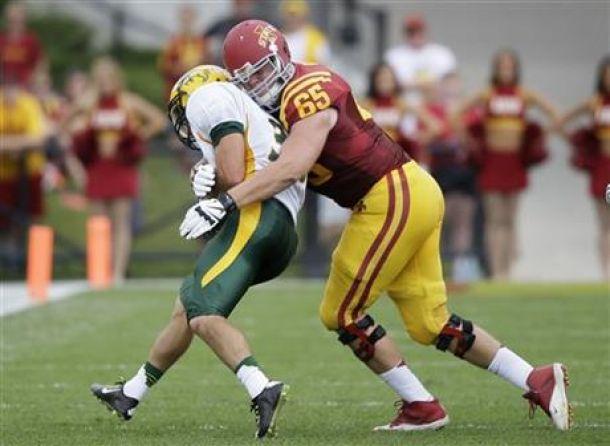Iowa State's Jacob Gannon Leaves Team