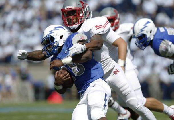One Mid-Major Game To Look In Week 2: Air Force At Wyoming