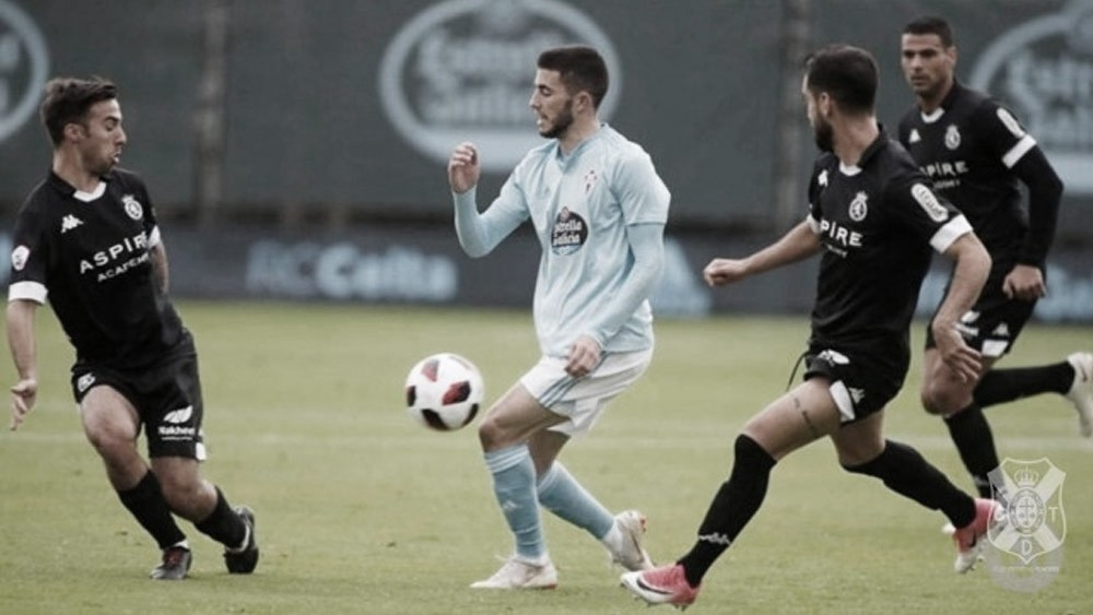 Jacobo González firma por el Tenerife