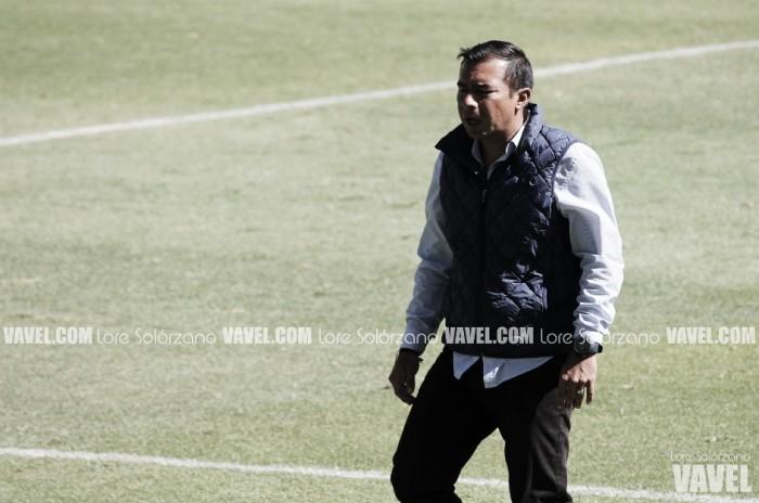 """'Chilo' Valencia: """"A seguir con nuestra idea de juego"""""""
