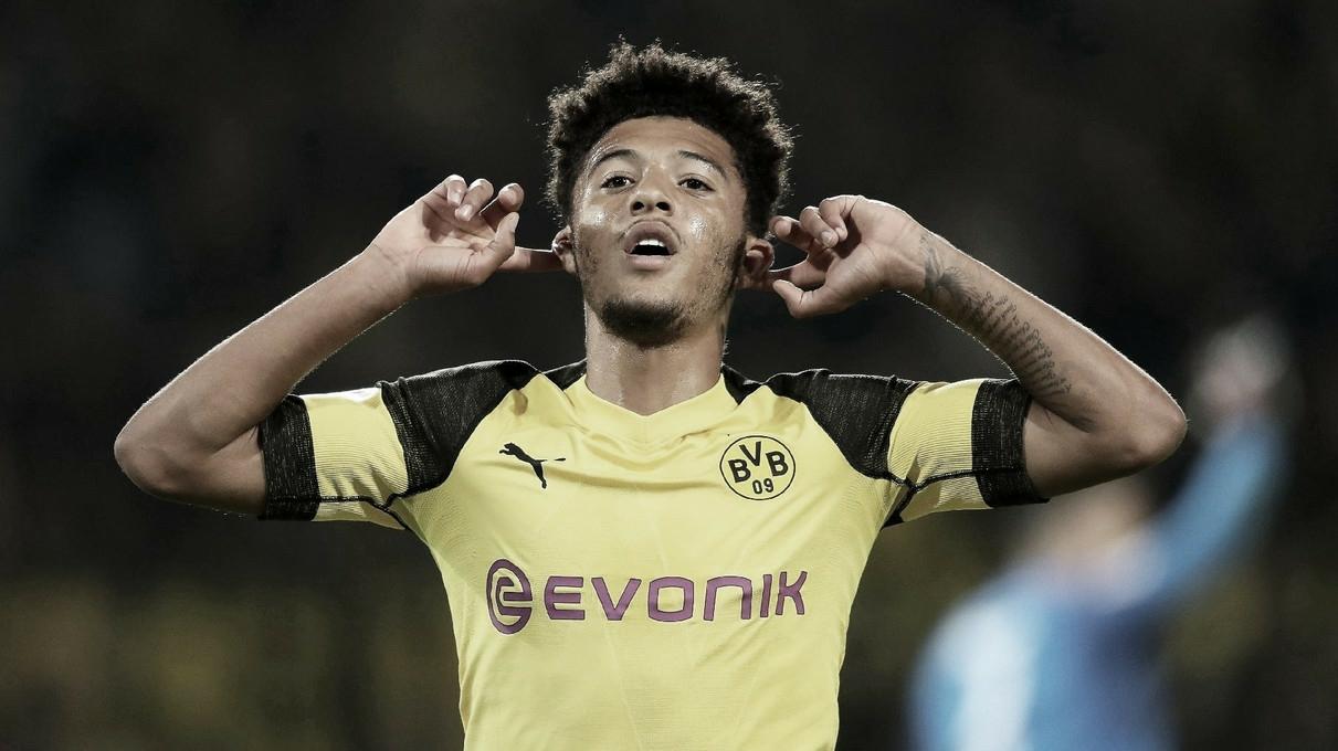 Fim da novela? Borussia Dortmund estabelece prazo para negociar Sancho com Manchester United