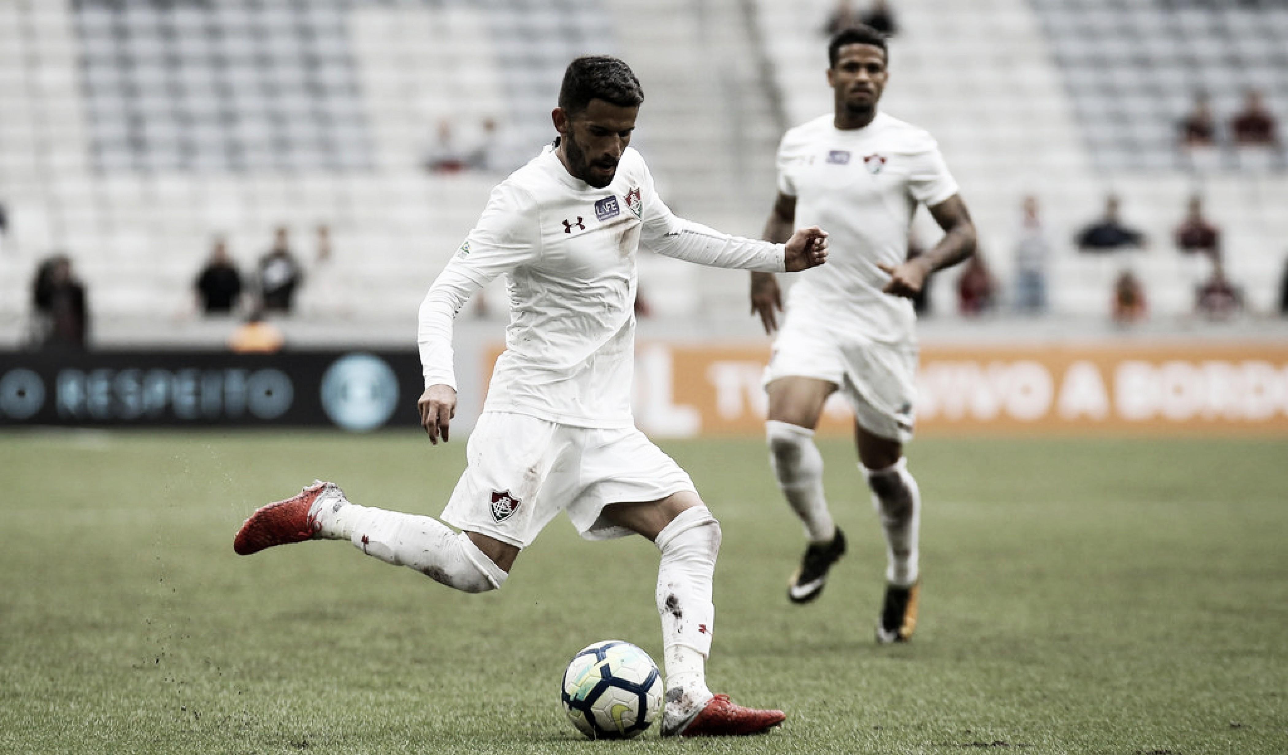 Jadson critica atuação do Fluminense após derrota: ''Um dos piores primeiros tempos do ano''