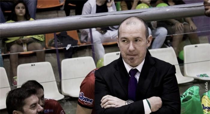 """Dani Rodríguez: """"Después de la derrota del otro día sabemos que no podemos fallar"""""""