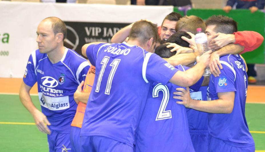 Fuconsa Jaén seguirá un año más en Segunda División