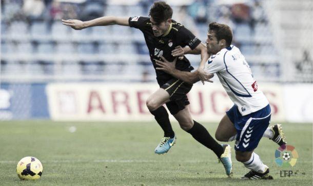 Real Jaén - CD Tenerife: todo pasa por la victoria