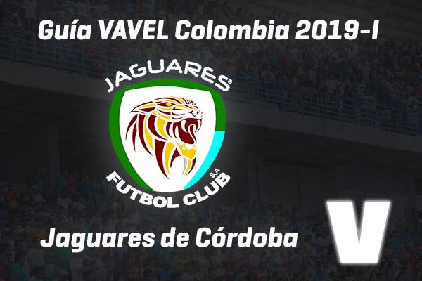 Guía VAVEL Liga Águila 2019-I: Jaguares de Córdoba