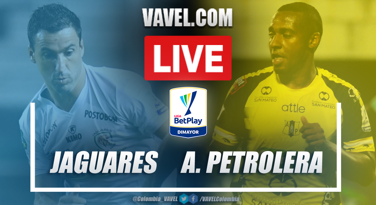 Resumen Jaguares vs Alianza Petrolera (2-0) en la fecha 3 por Liga BetPlay 2021-I