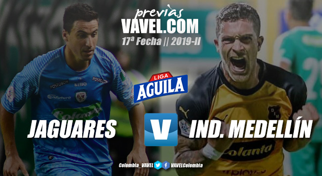 Previa Jaguares vs. Independiente Medellín: sin margen de error
