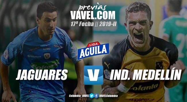 Previa Jaguares vs. Independiente Medellín: sin margen de error