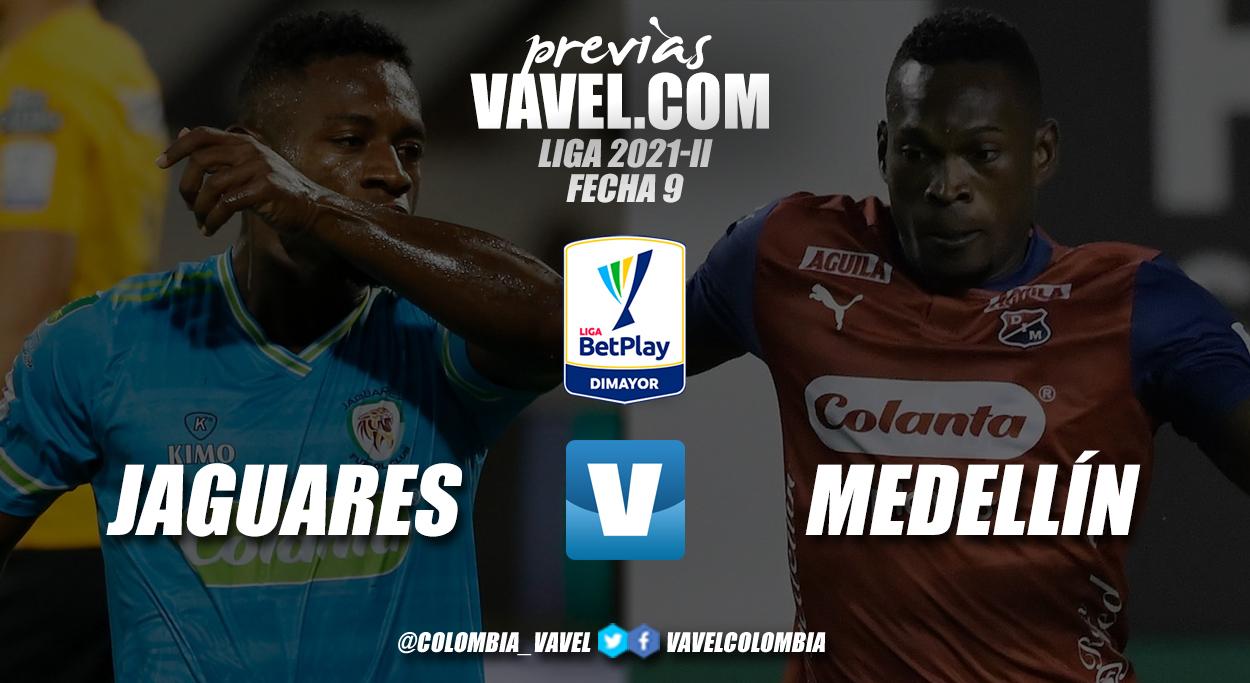 Previa Jaguares vs Independiente Medellín: buscando la entrada a los ocho
