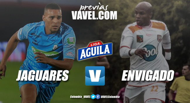 Previa Jaguares de Córdoba vs Envigado: necesidad de puntos