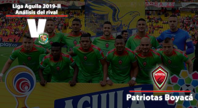 Jaguares de Córdoba, análisis del rival: Patriotas Boyacá