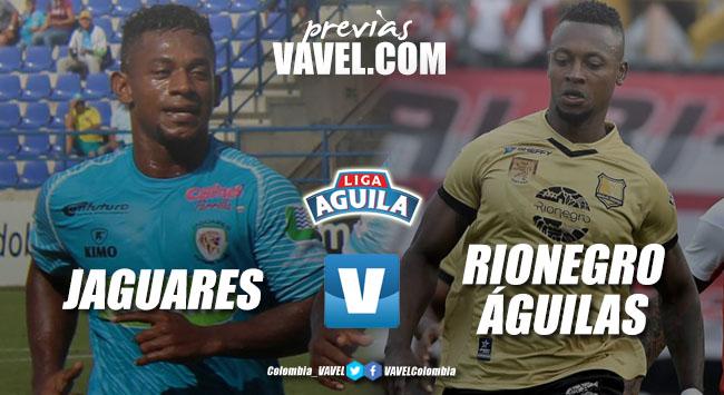 Jaguares vs Rionegro Águilas: ¡Irregularidad ante buen presente!