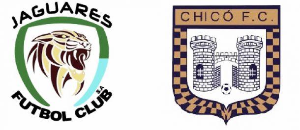 Jaguares - Boyacá Chicó: duelo de eliminados