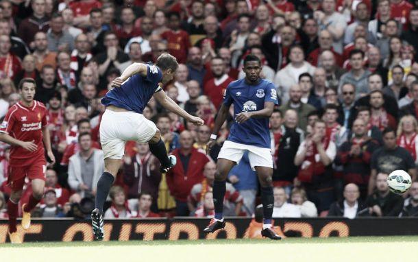 Em jogo emocionante, Jagielka marca no fim e impede derrota do Everton contra o Liverpool