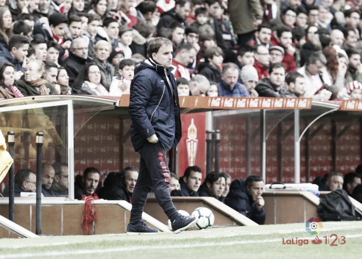 """Arrasate: """"El Lugo propone, somete al rival, nos vamos a sentir dominado"""""""